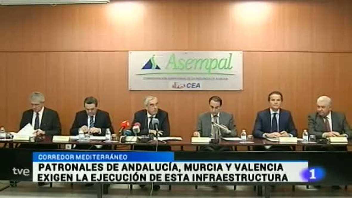 Noticias Murcia 2 - 24/11/2014