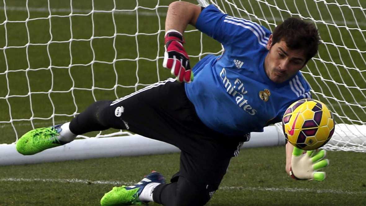 Casillas, Neuer, Bravo, Courtois y Buffon, candidatos a portero del mejor Once Mundial