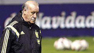 """Vicente del Bosque: """"Cada uno debe opinar de su casa"""""""