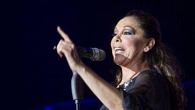 Isabel Pantoja cantará en Navidad