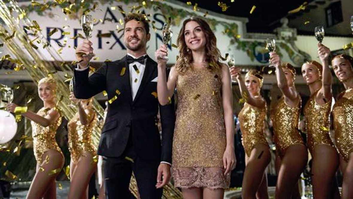 Bisbal y María, pareja dorada