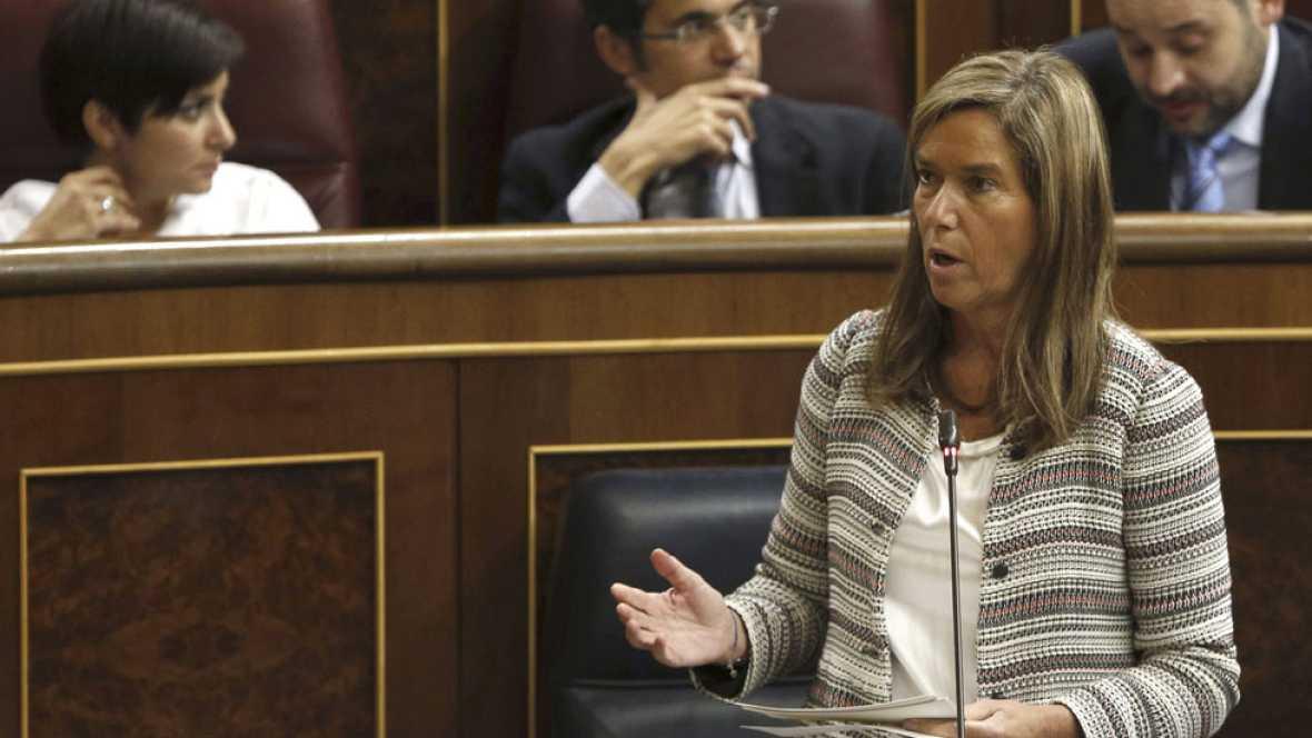 Los partidos de la oposición ya piden la dimisión de la ministra Ana Mato