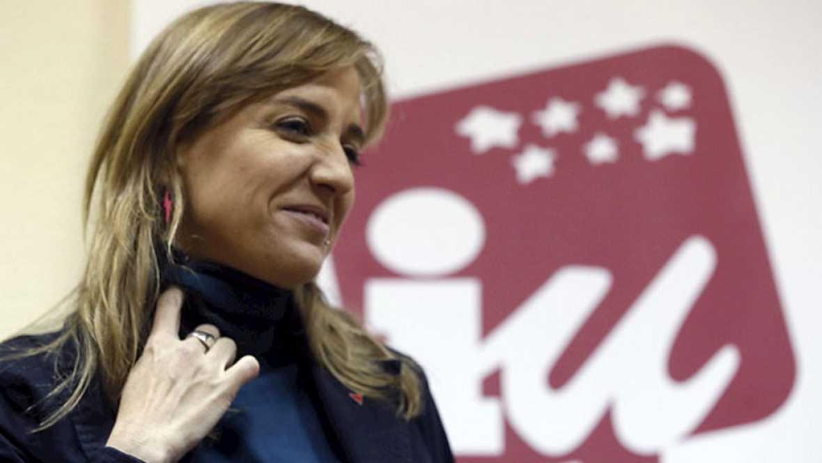 Tania Sánchez desmiente tajantemente las supuestas irregularidades en su gestión como concejala del ayuntamiento de Rivas
