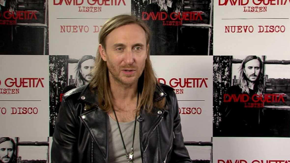 David Guetta tiene nuevo trabajo en el mercado