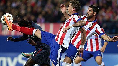 El Atlético se impone al Olympiacos y sella el pase a octavos
