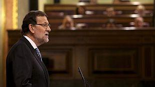 """Rajoy: """"España no está corrompida, España tiene algunos corruptos"""""""