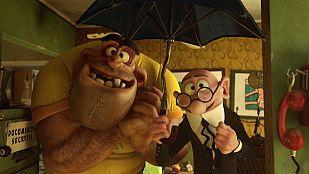 RTVE.es os ofrece, en primicia, un clip de 'Mortadelo y Filemón contra Jimmy el cachondo'