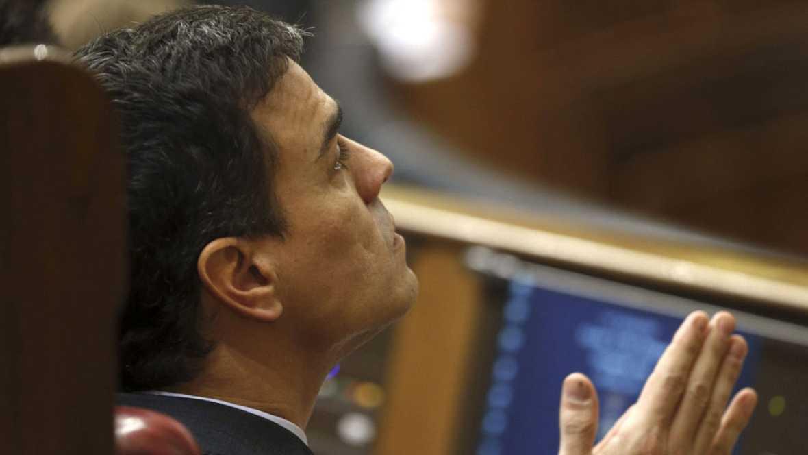 El líder del PSOE propone incrementar las penas y que la Audiencia Nacional se ocupe de los casos de corrupción