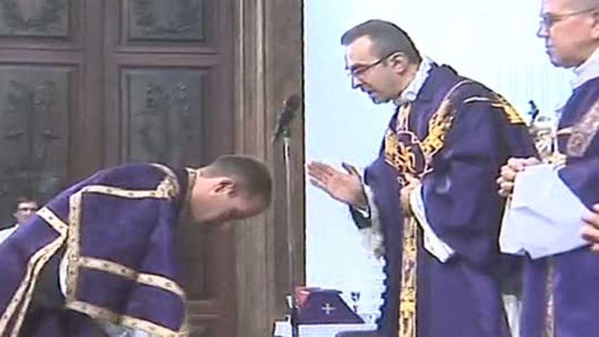 El arzobispado de Zaragoza investiga las acusaciones entre el cura y diácono de Épila