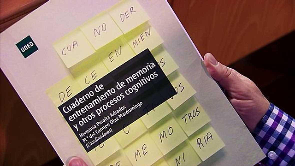 Cuaderno de entrenamiento de memoria y procesos cognitivivos