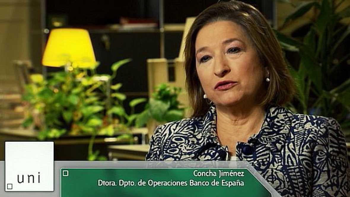 Economistas en primera persona. Concepción Jiménez Gonzalo