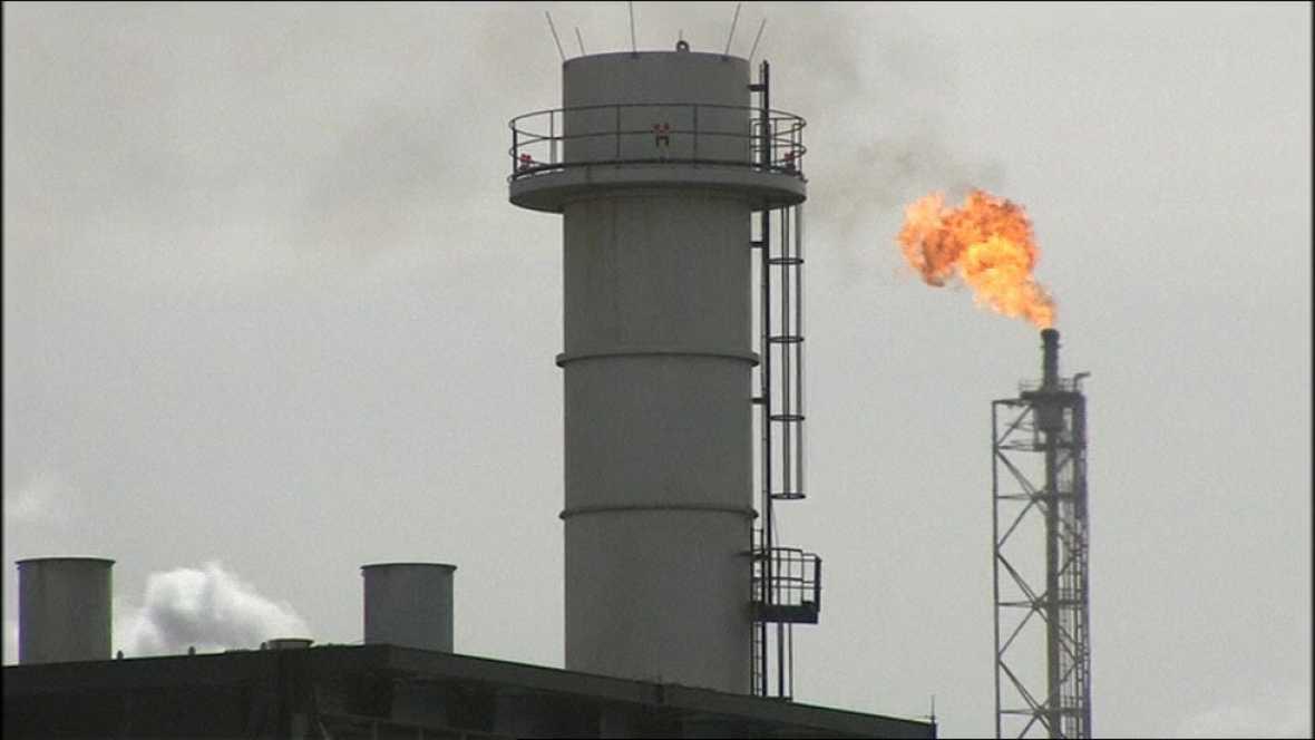 El precio del petróleo se ha desplomado en los últimos días