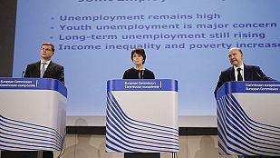 La Comisión Europea advierte a España del riesgo de incumplir el déficit