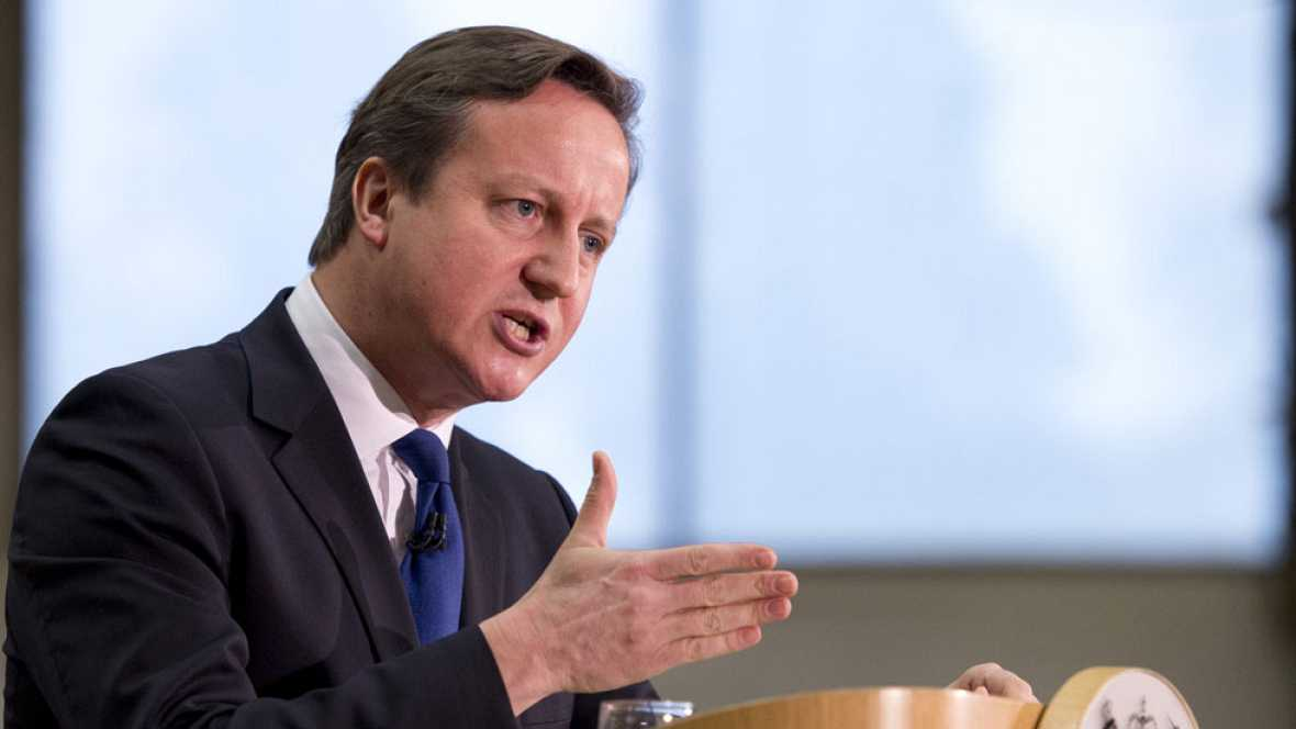 David Cameron anuncia propuestas para reducir la inmigración en el Reino Unido