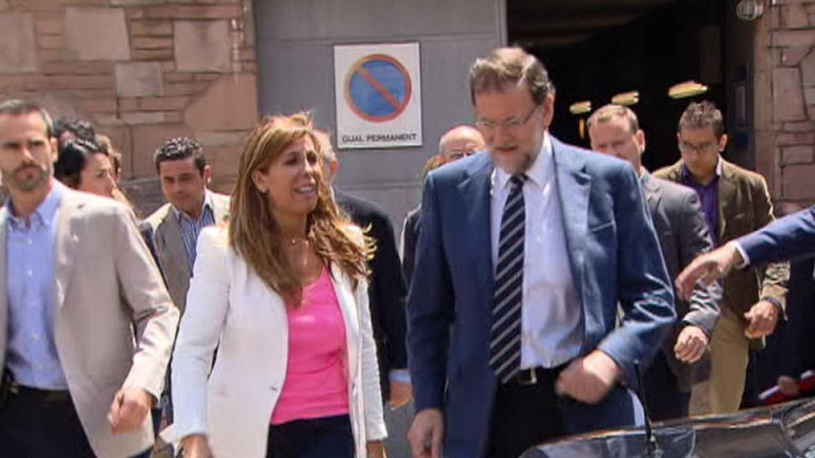 Rajoy viaja a Cataluña 20 días después del 9-N