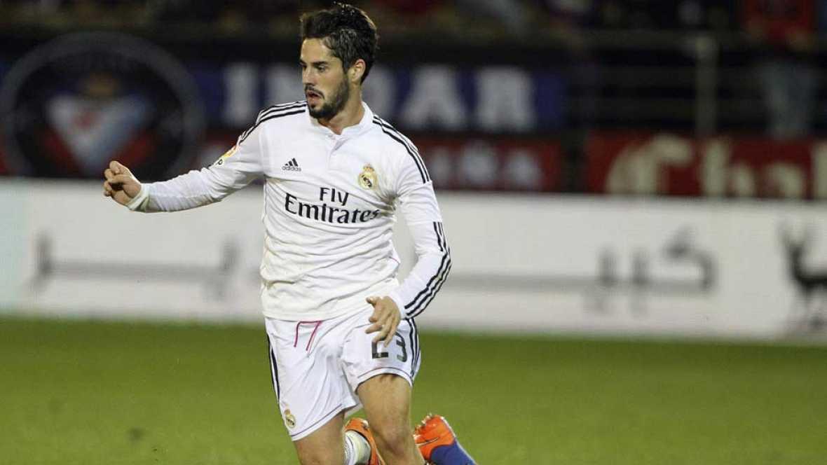 Cruce de sentimientos para Isco, que vuelve a casa en plena forma. En Málaga creció como futbolista, fue el trampolín de su carrera, y ahora llega a La Rosaleda mucho mas maduro y como titular en la selección española y en el Real Madrid.