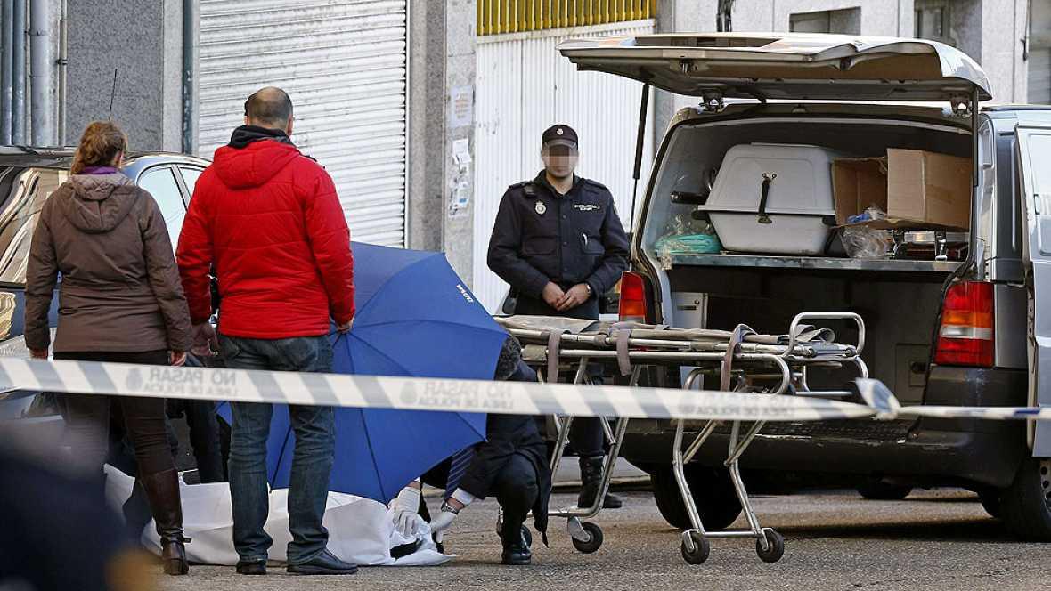 Una policía y un atracador muertos por un tiroteo tras un atraco en Vigo