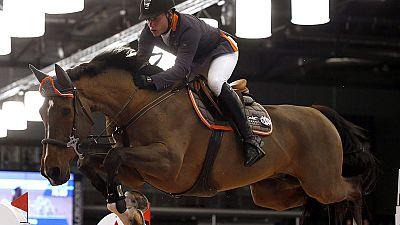 El mundo del caballo posa sus ojos estos días en Madrid, que celebra la 'Horse Week', en el que un multitud de actividades tienen como colofón la celebración de la Copa del Mundo de salto este domingo.