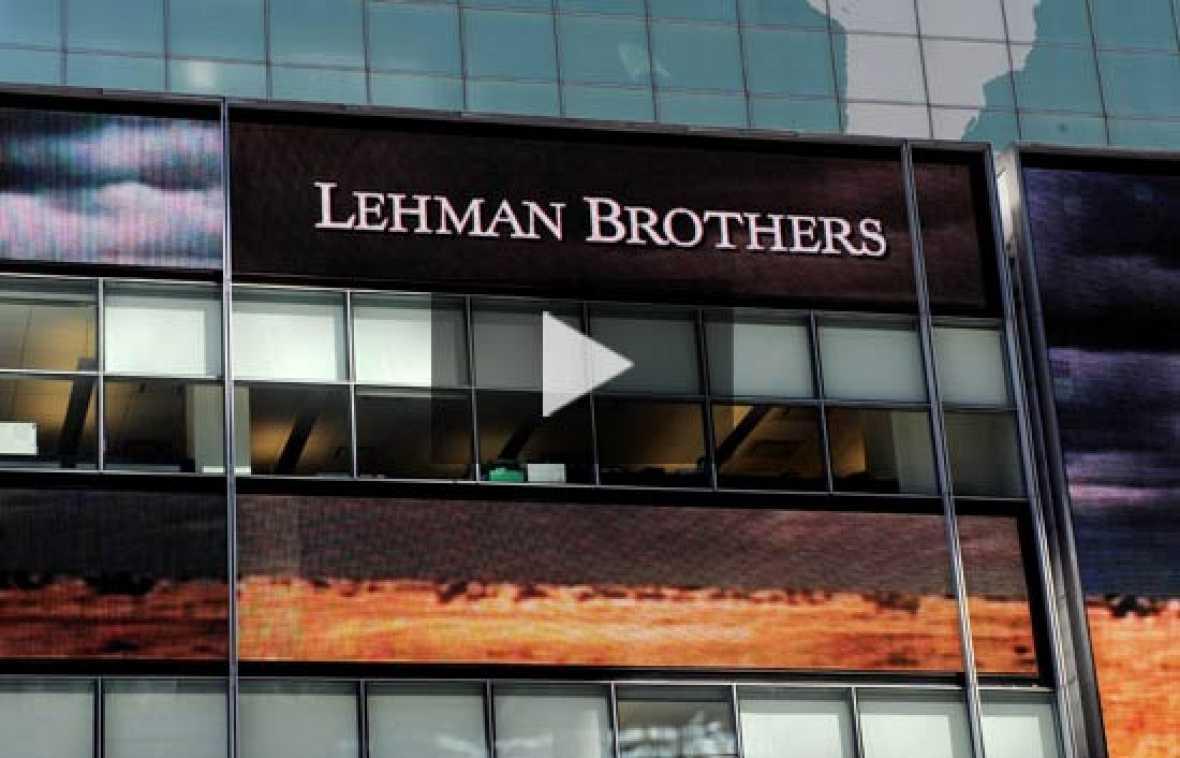 La quiebra de Lehman Brothers hunde las bolsas europeas