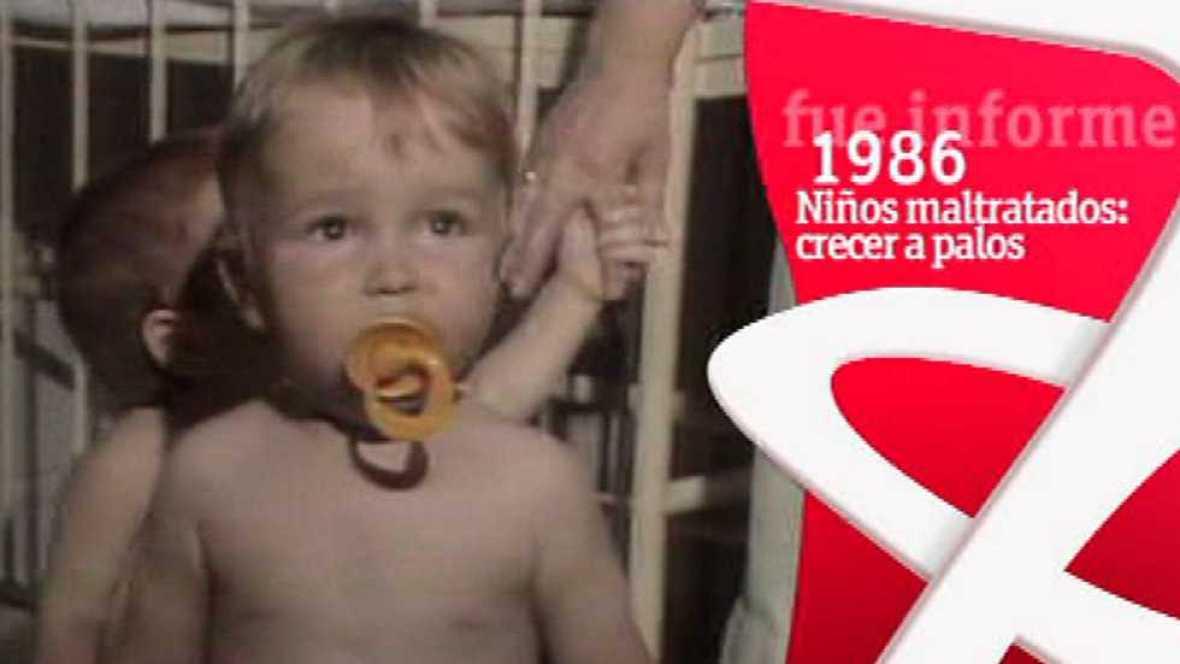 Fue Informe - Niños maltratados: crecer a palos (1986) - ver ahora