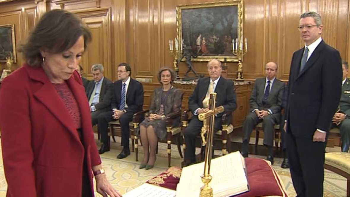 Mercé Pigem ha renunciado como vocal del Consejo General del Poder Judicial