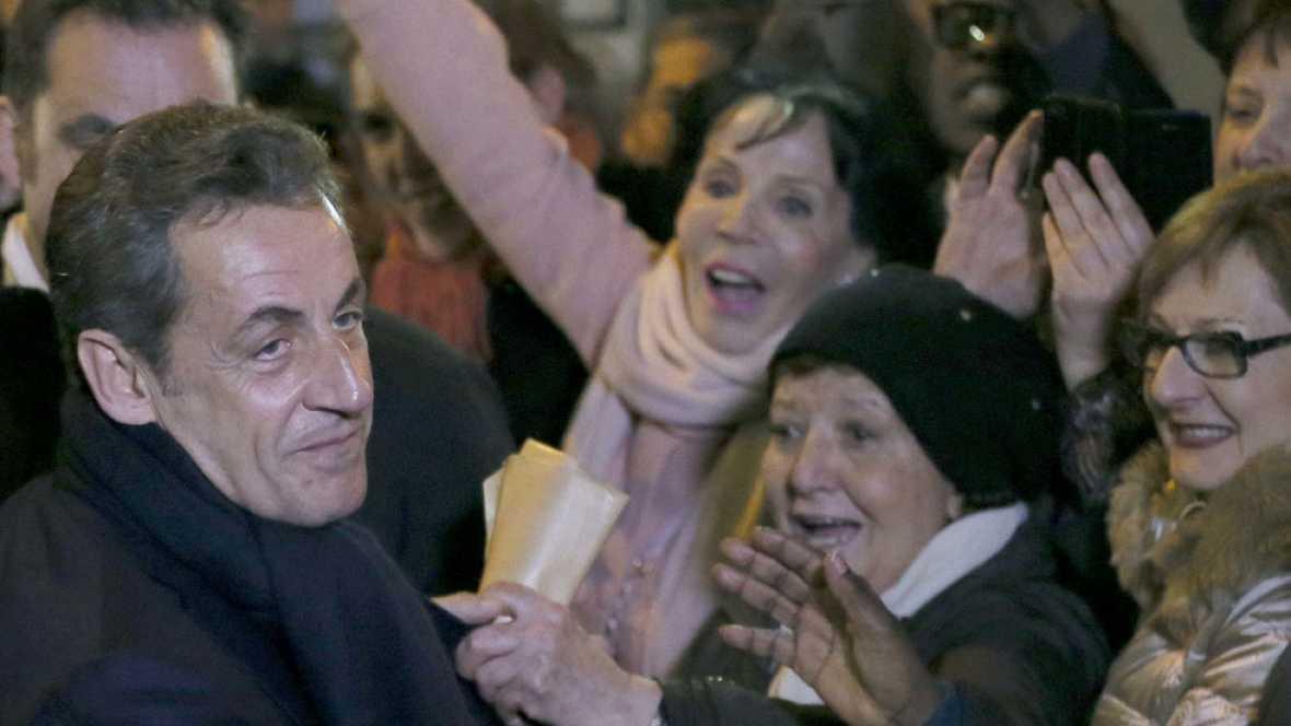 Fin de semana de mucha actividad política en Francia