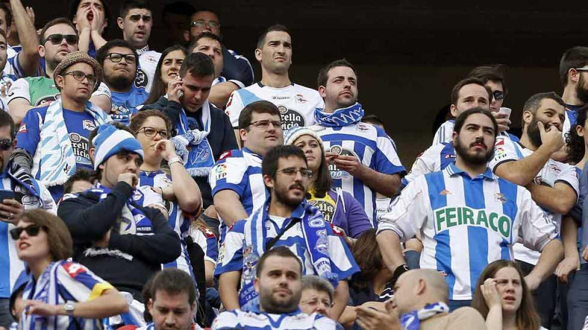 Conmoción en A Coruña entre los aficionados del Deportivo
