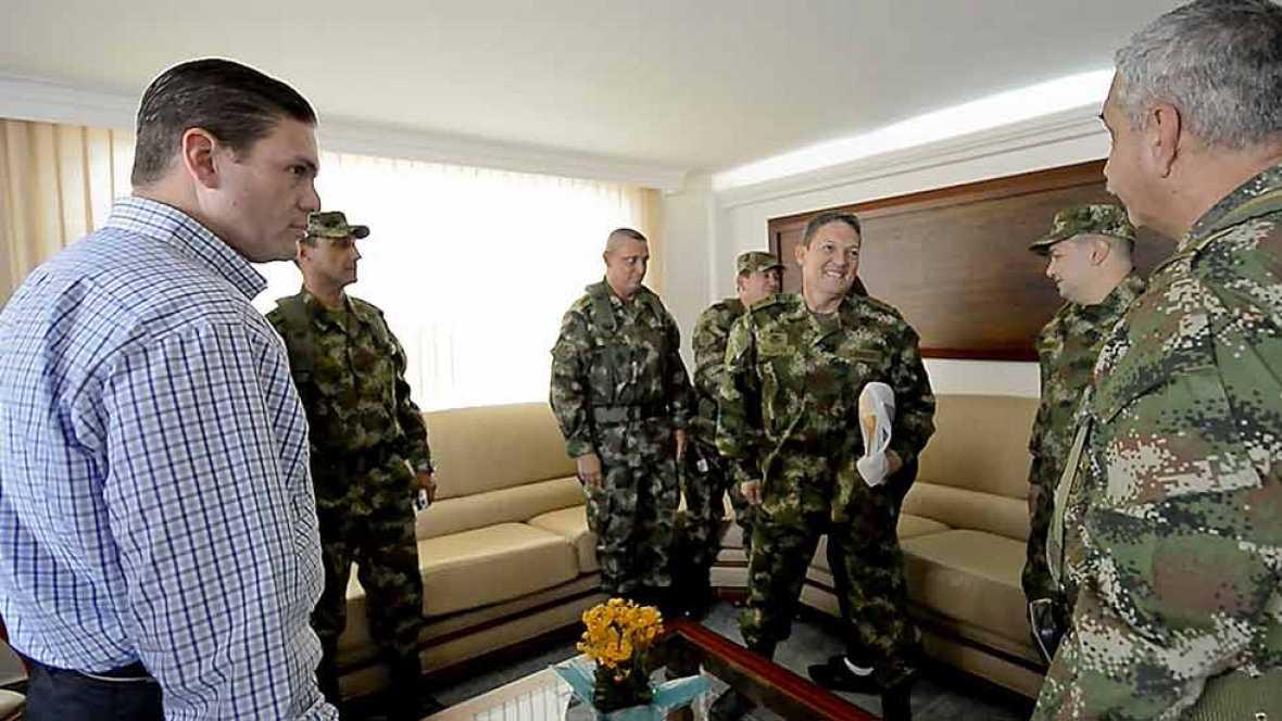Los tres liberados por las FARC se encuentran bien de salud