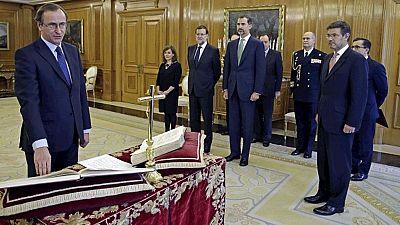 Alfonso Alonso habla de sus compromisos como nuevo ministro de Sanidad