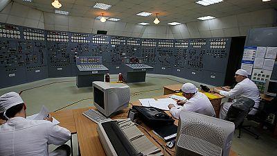 Alerta nuclear en Ucrania debido a una avería en el sistema eléctrico de la central de Zaparozhie