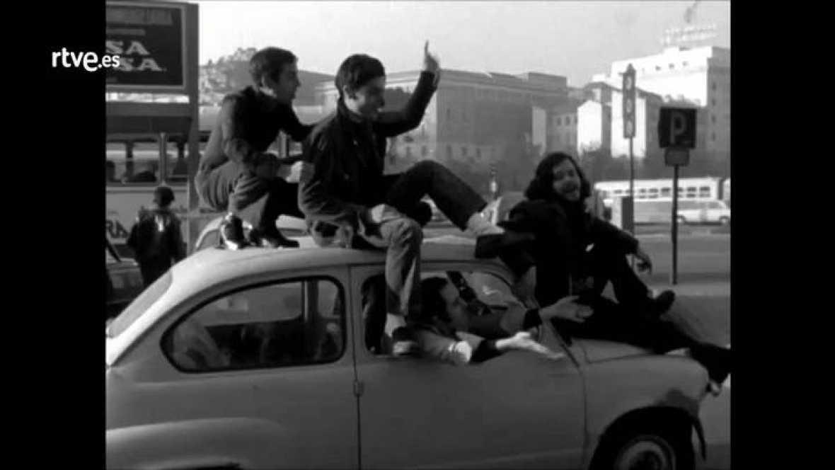 """Música Ligerísima  - """"Adelante hombre del 600"""""""