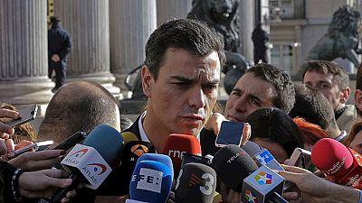 El PSOE registra en el Congreso su petición para que se estudie la reforma de la Constitución