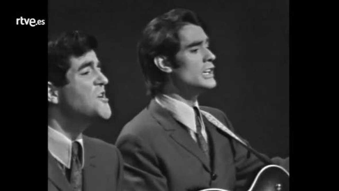 Música ligerísima - Entrevista a El Duo Dinámico