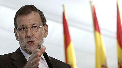 Rajoy y Pedro Sánchez discrepan sobre la reforma de la Constitución