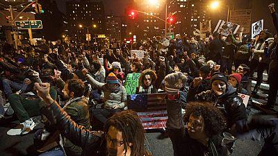 Se extienden las marchas por diferentes ciudades de Estados Unidos