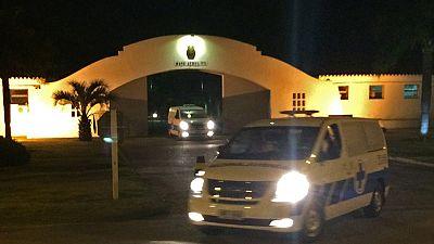 Llegan a Uruguay seis presos de Guantánamo