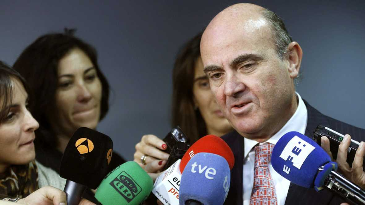 Guindos: España presenta proyectos para lograr 60.000 millones del 'plan Juncker'