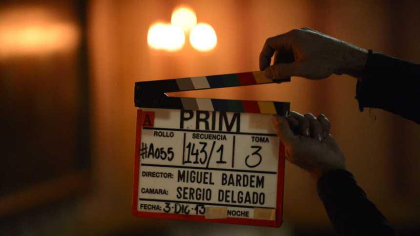 Prim - El making of de 'Prim. El asesinato de la calle del Turco'