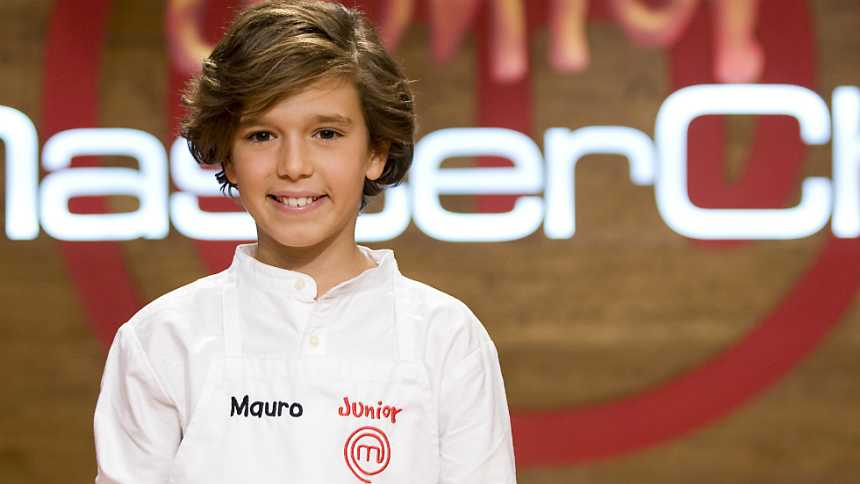 MasterChef Junior - Mauro. 12 años (Madrid)
