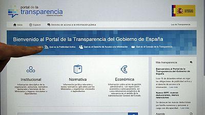 El Portal de la Transparencia permite al ciudadano tener información que antes no era pública