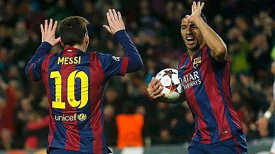 El Barça se impone al PSG y logra el primer puesto de grupo