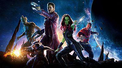 DVD: 'Los Guardianes de la galaxia'