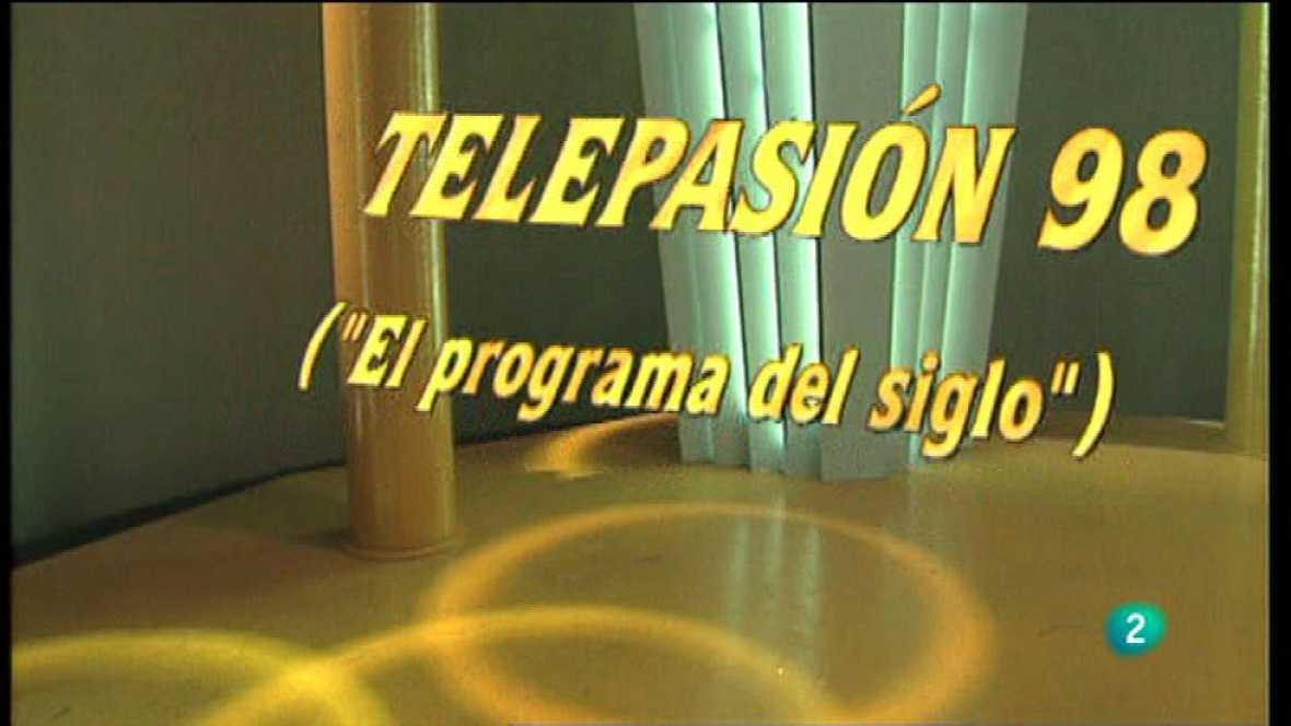 Para todos La 2 - Para todos la tele: Telepasión Española