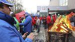 Bélgica vive una jornada de huelga general