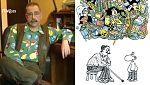 Humoristas gráficos y dibujantes de historietas: Carlos Romeu