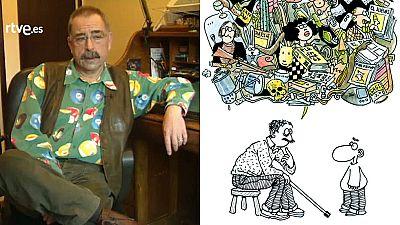 Humoristas gr�ficos y dibujantes de historietas: Carlos Romeu