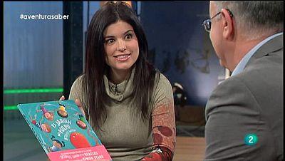 La Aventura del Saber. Cristina Hermoso de Mendoza. Estaci�n azul de los ni�os. RNE. Violeta Monreal.