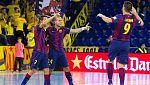 Resumen de la decimocuarta jornada de la Liga Nacional de Fútbol Sala