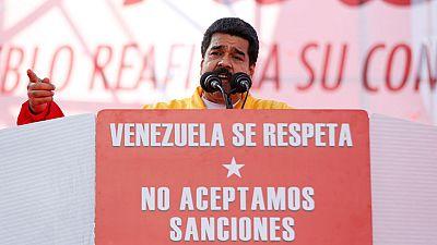 """Maduro llama """"asesino"""" a Aznar y pide un juicio internacional por la muerte de civiles en Irak"""