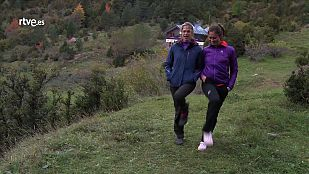 Cumbres - Martina Klein sube a la cumbre de Penyes Altes de Moixeró - Avance